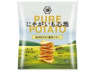 コイケヤ じゃがいも心地 富良野産生乳の絶妙バター 袋58g