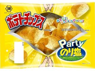 コイケヤ ポテトチップス パーティのり塩 袋230g