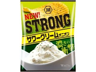STRONG ポテトチップス サワークリームオニオン