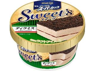 エッセルスーパーカップ Sweet's ティラミス