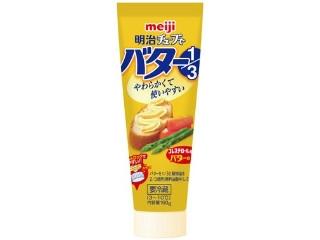明治 チューブでバター1/3 160g