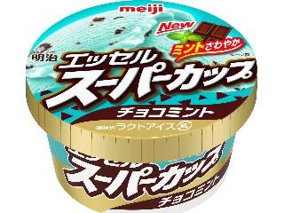 エッセルスーパーカップ チョコミント