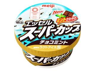 明治 スーパーカップ チョコミント カップ200ml