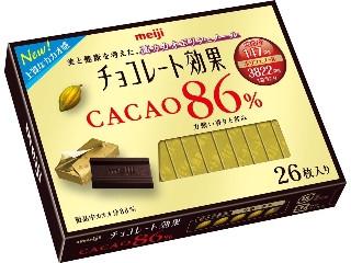 明治 チョコレート効果カカオ86% 箱26枚