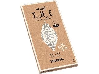 明治 ザ・チョコレート 清らかに香るジャスミンティー 箱50g
