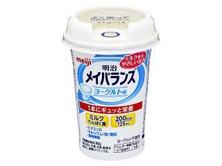 明治 メイバランス ヨーグルト味 カップ125ml