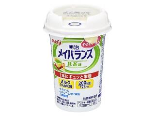 明治 メイバランス 抹茶味 カップ125ml
