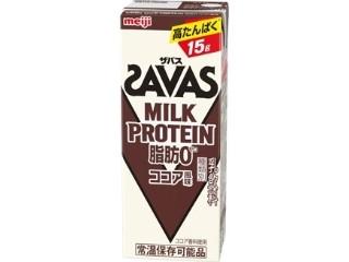 MILK PROTEIN 脂肪0 ココア風味