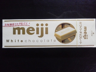 ホワイトチョコレート スティック