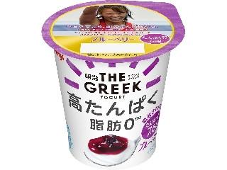 THE GREEK YOGURT ブルーベリー 東京2020応援パッケージ