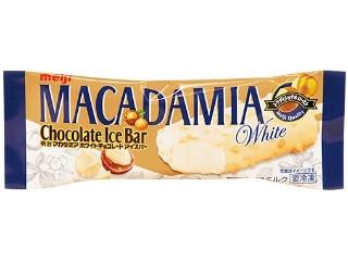 明治 マカダミアホワイトチョコレートアイスバー