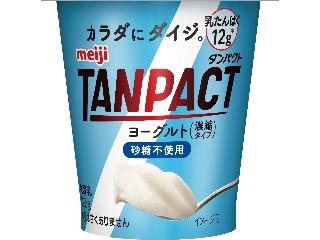 TANPACT ヨーグルト 砂糖不使用