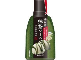 井村屋 抹茶ソース S ボトル210g