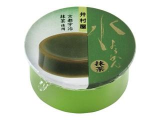 井村屋 水ようかん 抹茶 缶83g
