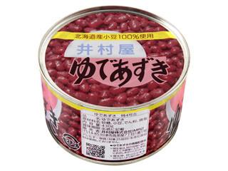 井村屋 ゆであずき 缶430g