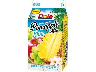 Dole Pineapple Mix 100% パック500ml