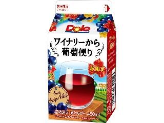 Dole ワイナリーから葡萄便り パック450ml
