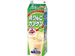 雪印メグミルク 青りんごカツゲン パック1000ml