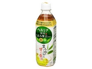 花王 ヘルシア緑茶 うまみ贅沢仕立て ペット500ml