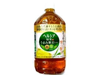 花王 ヘルシア緑茶 うまみ贅沢仕立て ペット1000ml