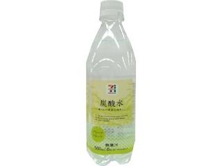 セブンプレミアム 炭酸水 グレープフルーツ ペット500ml