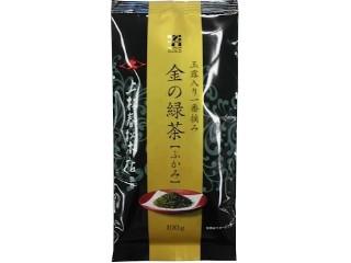 セブンゴールド 金の緑茶 ふかみ 袋100g
