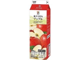 果汁100% アップル