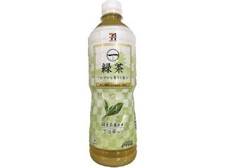セブンプレミアム 一 緑茶 宇治茶入り ペット600ml