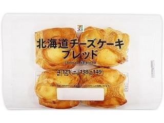 北海道チーズケーキブレッド