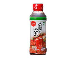 セブンプレミアム 焼肉のたれ 中辛 ボトル400g