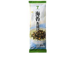 セブンプレミアム 海苔茶漬け パック6.6gX4袋入