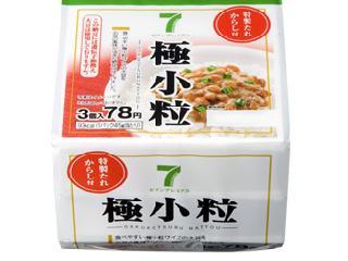 セブンプレミアム 極小粒納豆 パック3個入