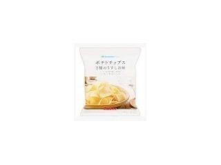 ファミリーマート FamilyMart collection ポテトチップス 2種のうすしお味