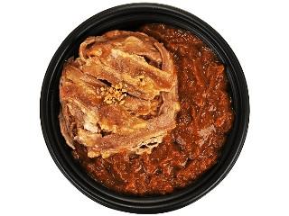 ファミリーマート 牛カルビ焼肉カレー