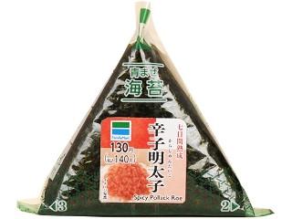 ファミリーマート 青混ぜ海苔 辛子明太子
