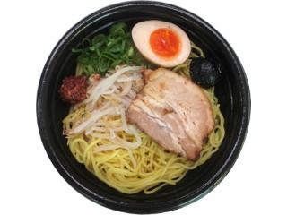 ファミリーマート 麺屋剛監修 幻の剛麺 赤玉&黒玉