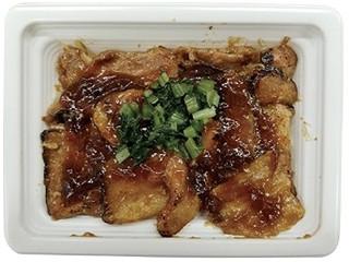 ファミリーマート 豚バラ炙り焼き