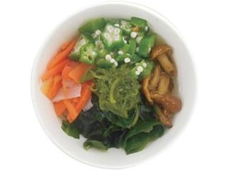 ファミリーマート ネバネバ生姜スープ