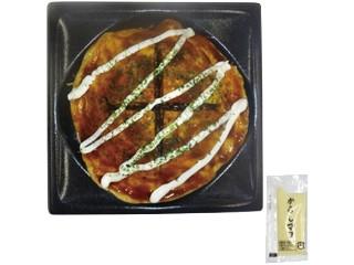 ファミリーマート 広島風お好み焼 肉玉そば