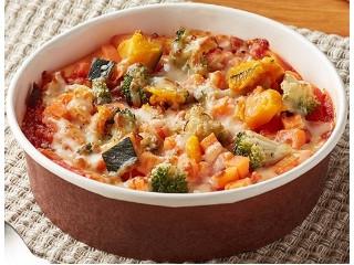 ファミリーマート 1/3日分の野菜が摂れるトマトグラタン