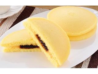 ファミマ・ベーカリー プリンみたいなパンケーキ