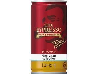 FamilyMart collection ボス ザ・エスプレッソ オリジナル