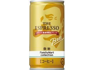 FamilyMart collection ボス ザ・エスプレッソ 微糖