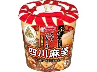 エースコック スープはるさめ 四川麻婆味 カップ30g