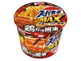 エースコック スーパーカップMAX 鶏ガラ醤油ラーメン カップ119g