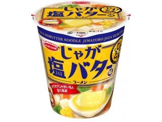 エースコック じわとろ じゃが塩バター味ラーメン カップ89g