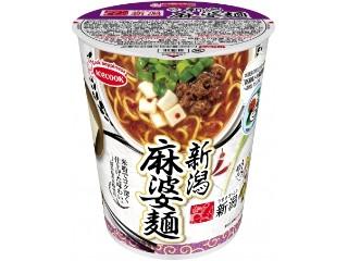 エースコック うまさぎっしり新潟 うんめぇ新潟麻婆麺 カップ71g