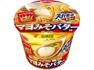 エースコック スーパーカップ1.5倍 コレスキキング マヨみそバター味ラーメン カップ128g