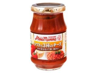 アンナマンマ トマトと3種のチーズ 瓶330g