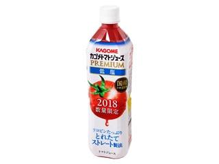 カゴメ トマトジュース プレミアム 低塩 ペット720ml